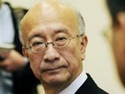日本常驻联合国代表别所浩郎:日本对东海争议表示关切