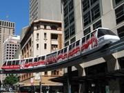 越南胡志明市投资8.4万亿越盾建设高架单轨铁路3号线