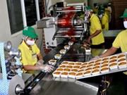 首批亿滋京都月饼顺利远销美国