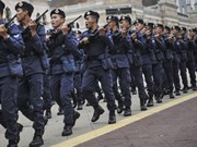反恐问题:美国驻马大使馆劝告其人民注重人身安全