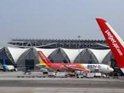 越捷航空因尼伯特台风取消多个往返中国台湾航班