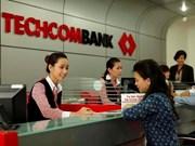 越南技术股份商业银行跻身2016年越南最具声望商业银行10强