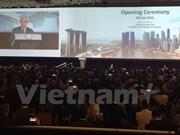 2016年世界城市峰会市长论坛在新加坡开幕