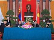 努力推动越南蒙古传统友好合作关系向前发展