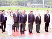罗马尼亚总理圆满结束对越南的正式访问