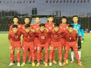 2016年东南亚U16足球锦标赛:越南队取得二连胜