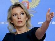 俄罗斯呼吁有关各方通过政治外交途径解决东海争端