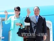 阮春福总理圆满结束对蒙古进行正式访问并出席第11届亚欧首脑会议