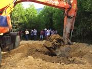 145.4吨Formosa废弃物被运往富寿省 抽样分析确定废物种类