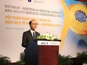 越南与澳大利亚加强医学和卫生服务的合作