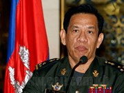 柬埔寨军队宣称涉政变阴谋的嫌疑人身份已被锁定