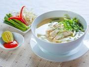 河粉——河内市民早餐再熟悉不过的食物