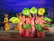 2016年越老柬缅泰五国艺术联欢会圆满落幕