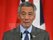 新加坡总理李显龙对美国进行为期一周的正式访问