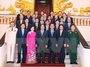 阮春福总理主持召开政府7月例行会议