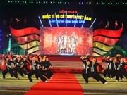2016年越南传统武术国际节在平定省圆满落幕
