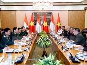 越南与印尼加强防务合作