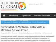 阿根廷媒体高度评价越南对少数民族群体的政策