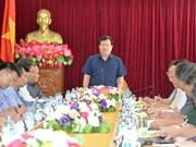 政府副总理郑廷勇:提高预报预警能力 有效应对气候变化