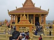 越南西部高棉文化特色即将亮相首都河内