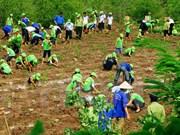 越南拟制定2030年前气候变化《巴黎协议》实施计划