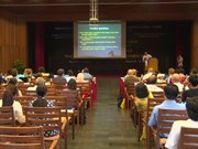 国际物理学会议在越南平定省举行