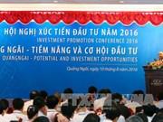 阮春福总理:广义省应在投资促进过程提高竞争力