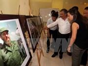 越南古巴合作关系图片展在河内开展