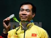 2016年里约奥运会:黄春荣创下系列记录