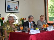 越南与印度有着扩大合作的良好基础