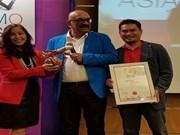 越捷航空公司荣获2016年亚洲最佳雇主品牌奖