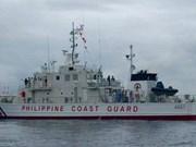 日本拟将两艘海岸巡逻舰移交给菲律宾