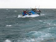 中方拒绝6艘越南渔船停靠避风