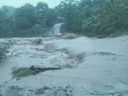 清化与和平两省发生水灾造成1人死亡2人失踪