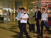 第四次越南与新加坡年轻军官交流活动在新加坡举行
