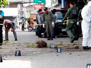 爆炸案恐令泰国旅游业今年损失2.93亿美元