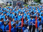 逾14.7万名青年参加2016年志愿活动