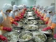 2016上半年越南对中国水产品出口额达3.84亿美元