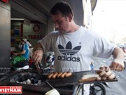 荷兰人在西贡卖小吃的故事