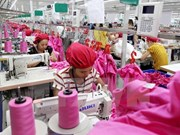 墨西哥考察越南纺织业