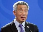 李显龙总理:新加坡需在东海问题上坚持其立场与原则