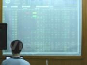 流入越南证券市场的外资增长2倍多