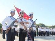 永隆省加大工会职工的海洋岛屿法律知识宣传力度