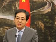 中国驻越大使洪小勇:越中两国军队尚有巨大潜力有待挖掘