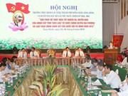 越南北部沿海和红河平原地区各省市人民议会常委会第一次会议在南定省举行