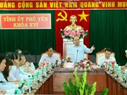 阮春福总理:把旅游业发展成为富安省支柱产业