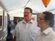 越南参加德国政府开放日 介绍越德合作发展成就