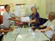 旅法越桥陈素娥起诉美国化工公司案得到广泛的支持
