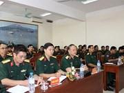 柬埔寨皇家军队军事战略研究培训班结业典礼在河内举办