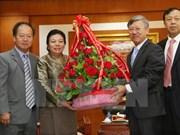 老挝人民为越南七十一年来取得的胜利与成就感到自豪